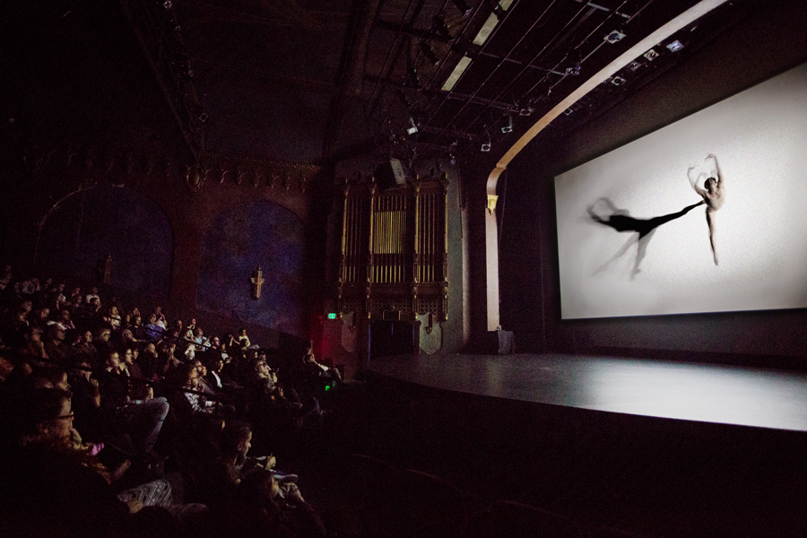 Submissions for the 2016 San Francisco Dance Film Festival open February 1