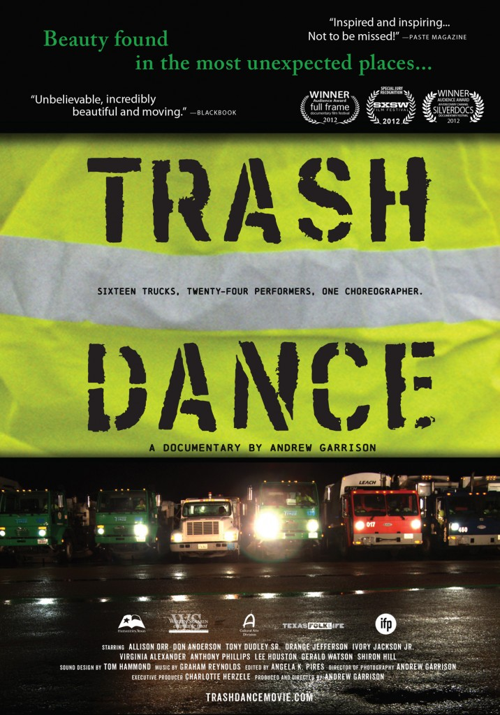 Trash Dance Film Poster