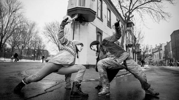 San Francisco Dance Film Festival Vanishing Points © Maxime Boisvert