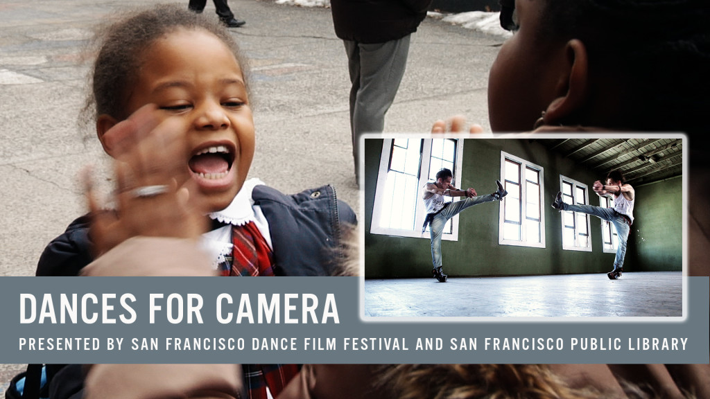 Events Archive, Let's Get the Rhythm, Dances for Camera at SF Public Library