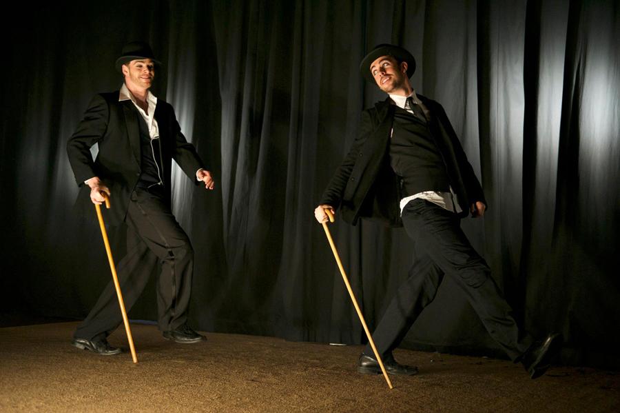 Chaplin. 2014 San Francisco Dance Film Festival