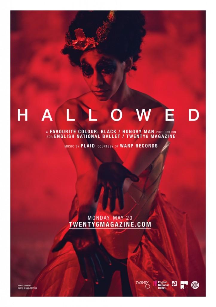 Hallowed, 2014 San Francisco Dance Film Festival