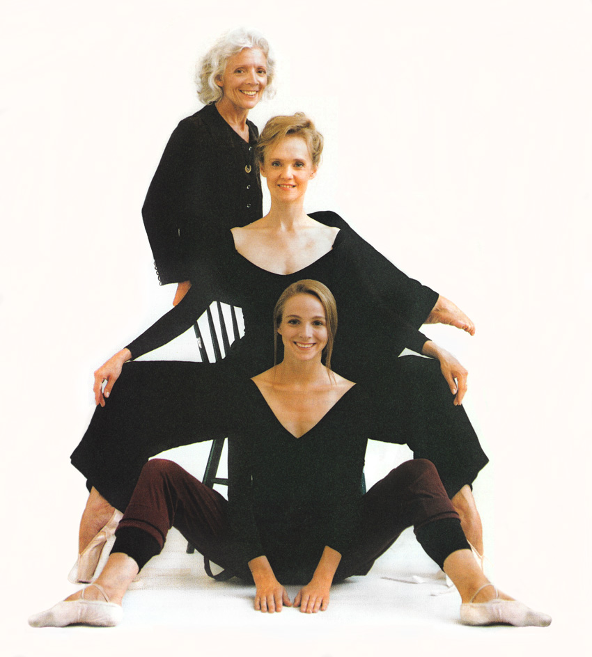 SFDFF presents The Dancer, with Donya Feuer, Anneli Alhanko, and Katja Björner