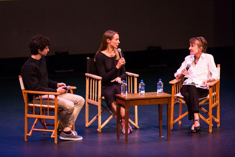 Max Cauthorn, Katja Björner, Claire Sheridan, Photo: Alexander Reneff-Olson