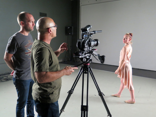 2015 Filmmaking Workshop, presented by San Francisco Dance Film Festival