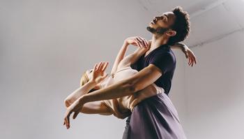 San Francisco Dance Film Festival, Open, Open, Director: Lindsay Gauthier, Choreographer: Dana Genshaft