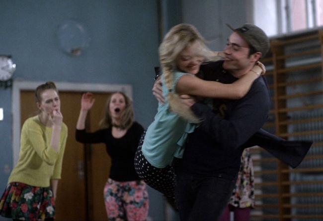 San Francisco Dance Film Fest, Danced Off the Ground (Det Skal Danses Væk), Director: Maia Elisabeth Sørensen, Choreographer: Sigurd Johan Heide