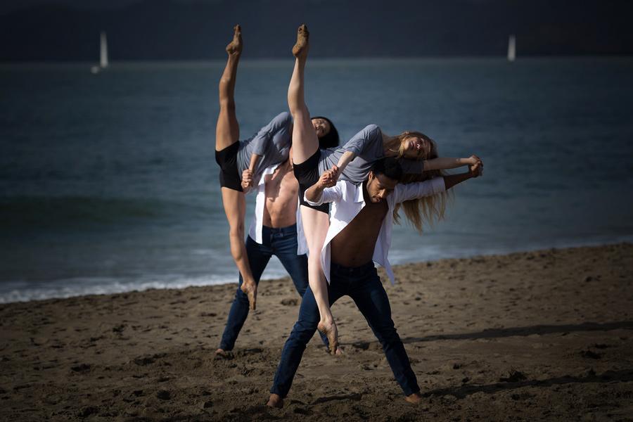 San Francisco Dance Film, 1915 Meran Vor Aprink, Director: Abraham Heisler, Choreographer: Davit Karapetyan