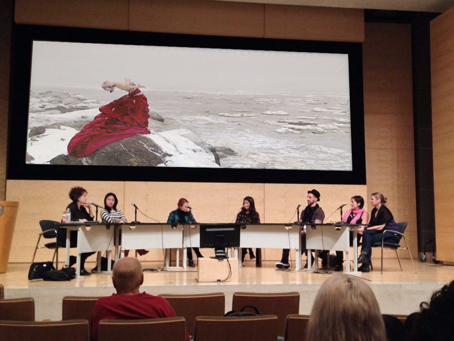 2015 Dance Film Forum at SF Public Library