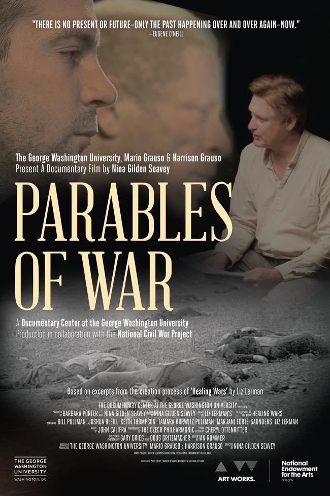 Parables of War, Director: Nina Gilden Seavey, Choreographer: Liz Lerman