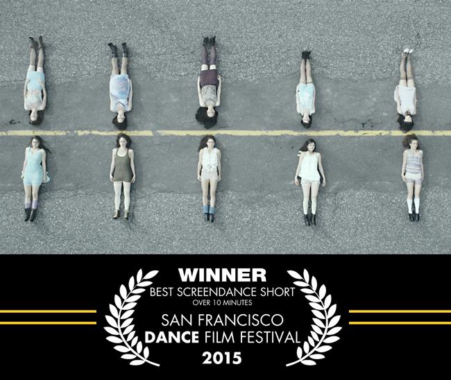 SFDFF 2015 Festival Winners, Pas, Director: Frédérique Cournoyer-Lessard, Choreographer: Stéphanie Thellen