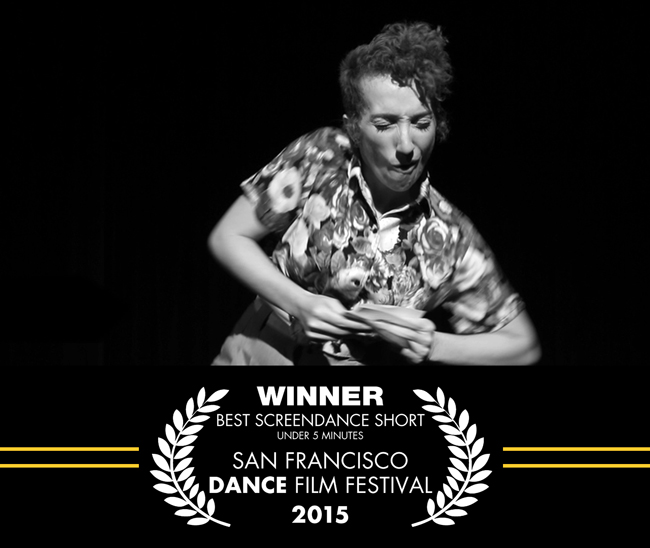 SFDFF 2015 Festival Winners, Snap Into It, Director: Devin Jamieson & Jillian Meyers, Choreographer: Jillian Meyers