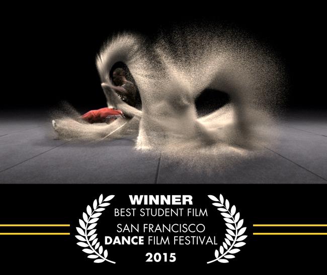 SFDFF 2015 Festival Winners, Continuum, Director: Natalianne Boucher, Choreographer: Stéphane Fratti