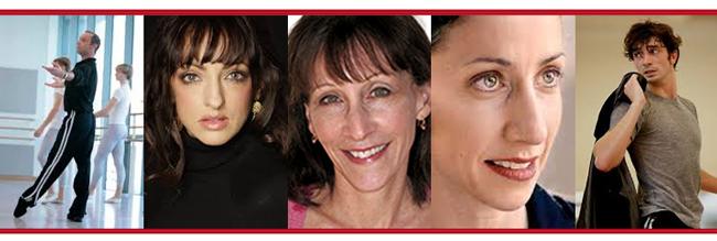 SFDFF Presents: Disportrait, with Joanna Berman, Lorena Feijoo, Parrish Maynard, Pierre-François Vilanoba