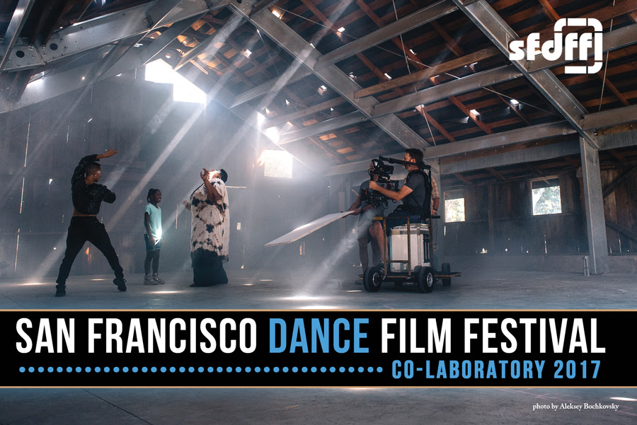 SFDFF - San Francisco Dance Film Festival, Home Page, 2017 Call for Entries