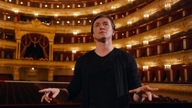 San Francisco Dance Film Festival Films 2017, After You're Gone, Sergey Bezrukov
