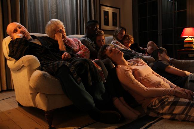 San Francisco Dance Film Festival Films 2017, The Big Sofa, Deborah Tiso