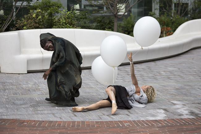 San Francisco Dance Film Festival Films 2017, Ghost Story, Sarah Elgart