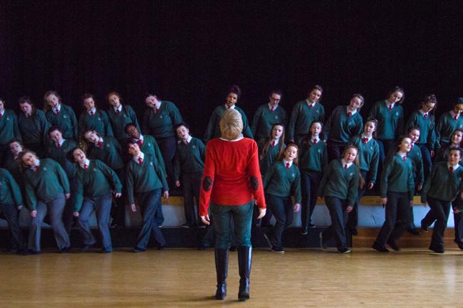 San Francisco Dance Film Festival Films 2017, Women's Christmas Night, Director: Oonagh Kearney Ireland