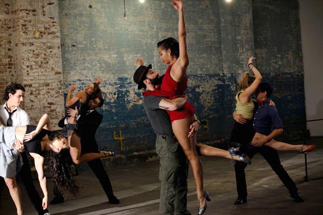 San Francisco Dance Film Festival Films 2017, The Spot, Ted Ely