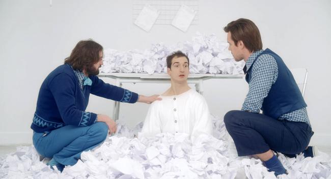 San Francisco Dance Film Festival Art/Experimental Films 2017, White Spirit, Director: Aude Thuries
