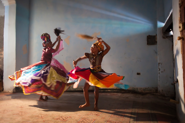 San Francisco Dance Film Festival Films 2017, Dance With Your Heart (Tengo Talento Cuba), Eli Jacobs-Fantauzzi