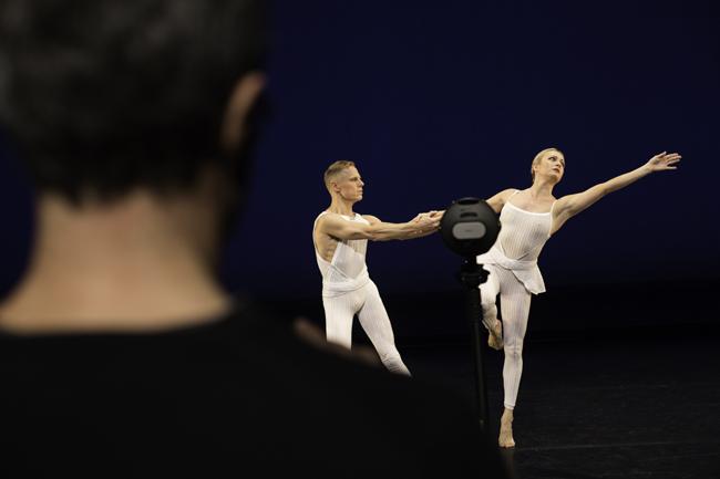 San Francisco Dance Film Festival Films 2017, Paul Taylor Dance Company Living Brochure, Andrew Asnes