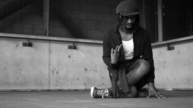 San Francisco Dance Film Festival Films 2017, Lovebytes, Director: Jasper Valentine Choreographer: Omari 'Motion' Carter