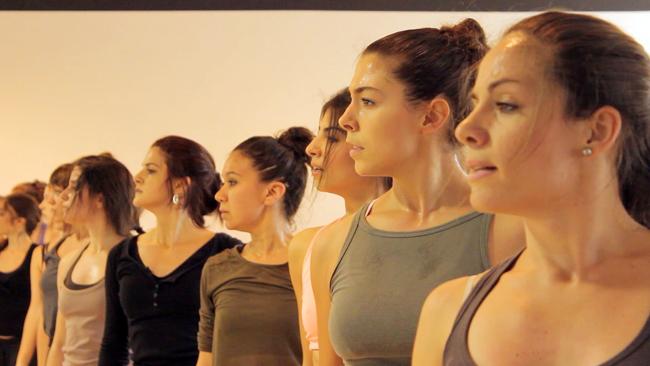San Francisco Dance Film Festival Films 2017, María Manuela, Emma Lanier