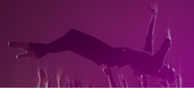 San Francisco Dance Film Festival Films 2017, Night Theme, Ben Estabrook