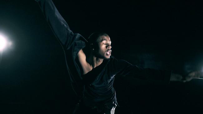 San Francisco Dance Film Festival Films 2017, Blown Away, David Masters