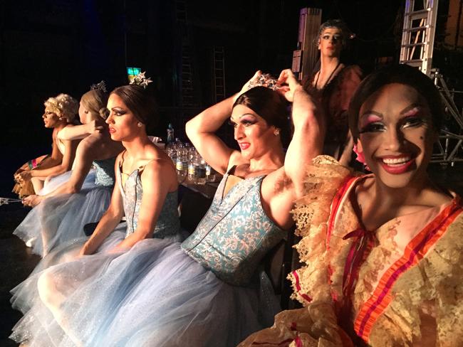 San Francisco Dance Film Festival Films 2017, Bobbi Jo Hart, Rebels on Pointe
