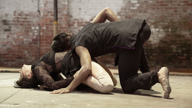 San Francisco Dance Film Festival Films 2017, Take Your Time, Natasha Adorlee Johnson, Max Sachar