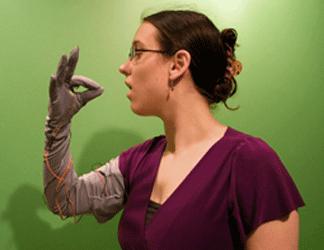 Elly Nattinger, 2017 Virtual Reality Panel presented by San Francisco Dance Film Festival
