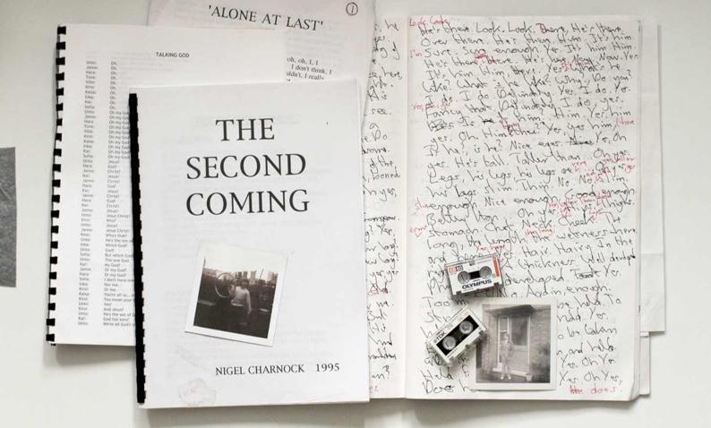 Discovering Nigel Charnok's Artistry Through Archives, San Francisco Dance Film Festival