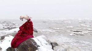 Glace crevasse et dérive 2014 San Francisco Dance Film Festival