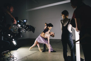 Learn to Shoot Dance Film