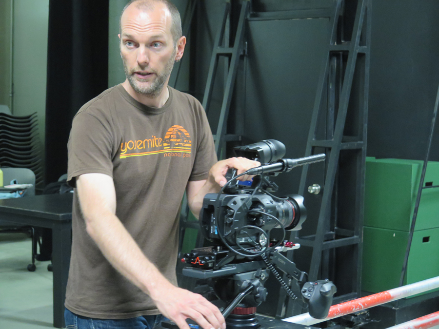 2015 Filmmaking Workshop with Ben Estabrook, San Francisco Dance Film Festival