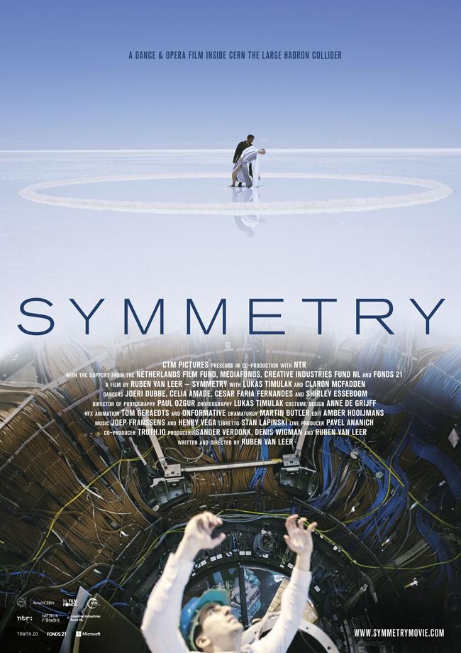 San Francisco Dance Film Festival, Symmetry, Director: Ruben van Leer Choreographer: Lukas Timulak
