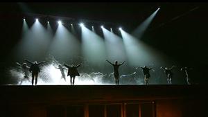 San Francisco Dance Film, Rare Birds, Director: T.M. Rives, Choreographer: Alexander Ekman