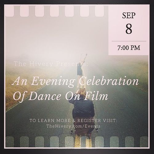 The Hivery Presents: An Evening of Dance Film