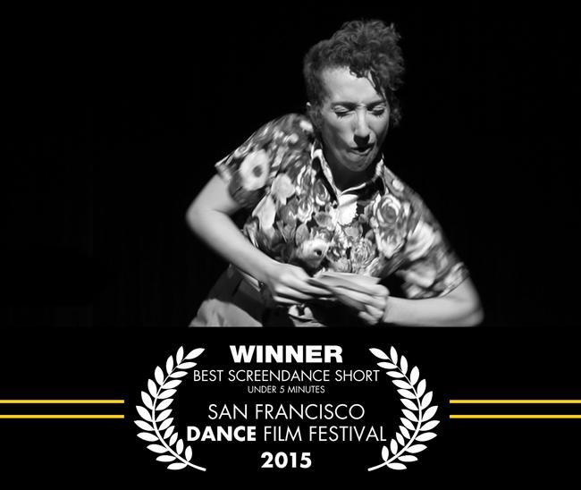 SFDFF 2015 Festival Winners, Snap Into It, Director: Devin Jamieson & Jillian Meyers, Choreographer: Jillian Meyers