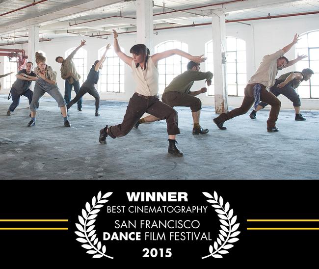 SFDFF 2015 Festival Winners, Inheritor Recordings, Director: Brian Johnson & Lisa Gelley, Choreographer: Josh Martin