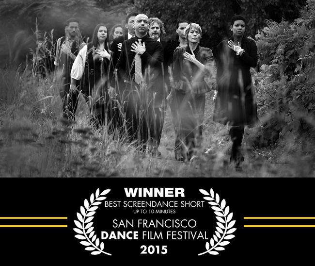 SFDFF 2015 Festival Winners, Lay Me Low, Director: Marlene Millar, Choreographer: Sandy Silva
