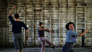 San Francisco Dance Film Festival Films 2016, Warehouse Samba