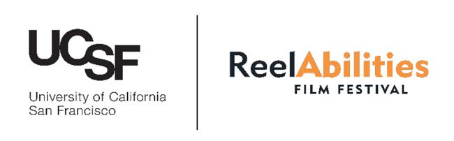 UCSF, ReelAbilities Logo