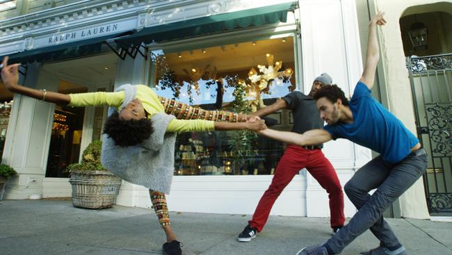 San Francisco Dance Film Festival Films 2017, Stray Notes, Kate Duhamel
