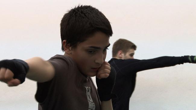 San Francisco Dance Film Festival Films 2017, Beating, Kari Sulc