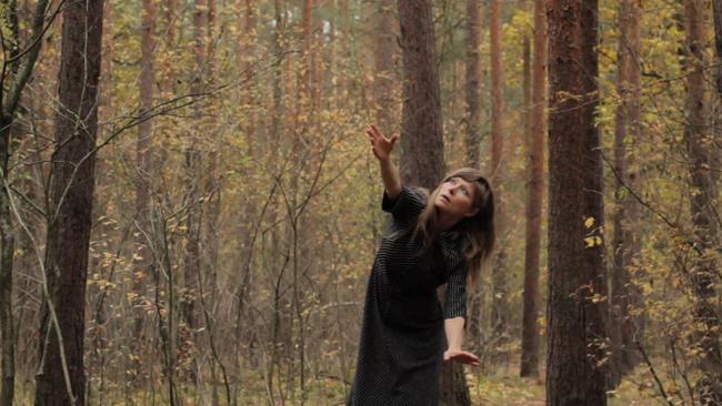 San Francisco Dance Film Festival Films 2017, The Earth Will Come, Kira Kirsch