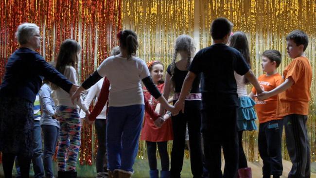 San Francisco Dance Film Festival Films 2017, Girls and Boys, Tomasz Gubernat